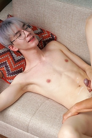 It's no surprise young twink Karol Gajda is so enamored with his date Kenton Tore, the fit young guy is so handsome and well built and he can see the boy has a hard cock bulging in his pants already.